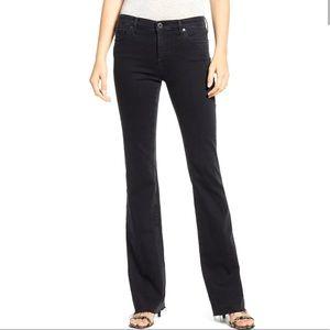 AG Angel Ruby Flare Corduroy Pants Black 31R
